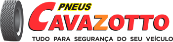 Logomarca Pneus Cavazotto